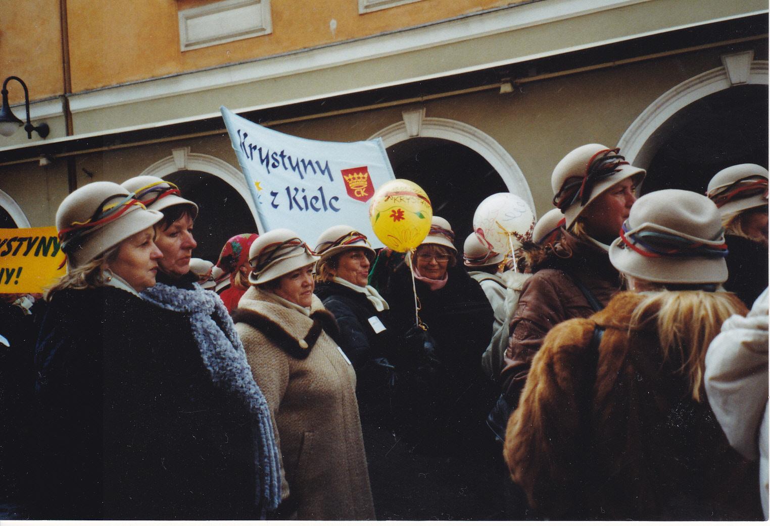 Krystyny Kielce
