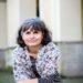 Portrait der Literatur Übersetzerung Eliza Borg, Preisträgerin des Karl Dedecius Preises 2017, Warschau 31.3.2017; Copyritgh: Jan Zappner